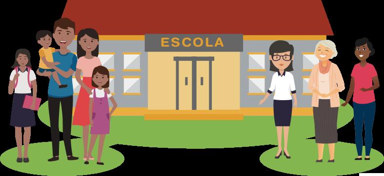Busca Ativa Escolar Banner Home Intro