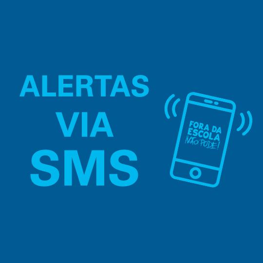 Orientações para uso do SMS