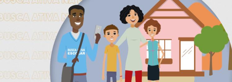 Busca ativa escolar: um esforço que vale o investimento