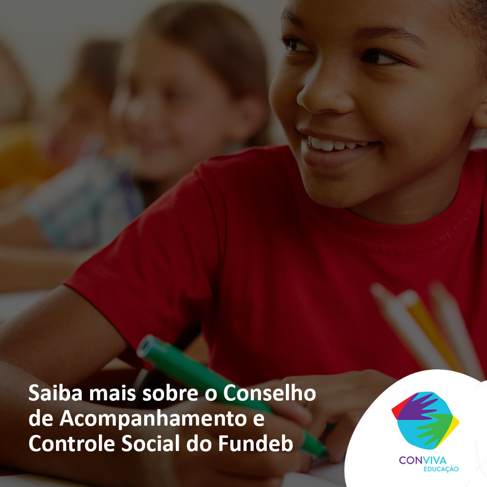 Veja o vídeo sobre o Conselho de Acompanhamento e Controle Social do Fundeb
