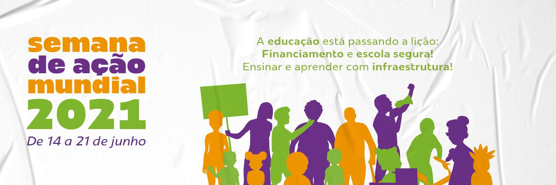 Semana de Ação Mundial 2021: estão abertas as inscrições para a maior atividade pela educação do mundo