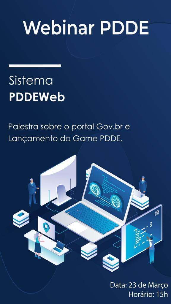 FNDE promove encontro virtual sobre o PDDE
