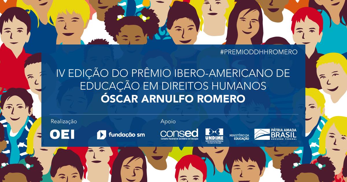 Prêmio de Educação em Direitos Humanos reconhece experiências na Ibero-América