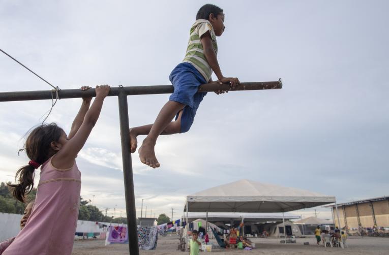 UNICEF lança no Brasil sistema inovador de gestão de casos de proteção da criança em ações humanitárias